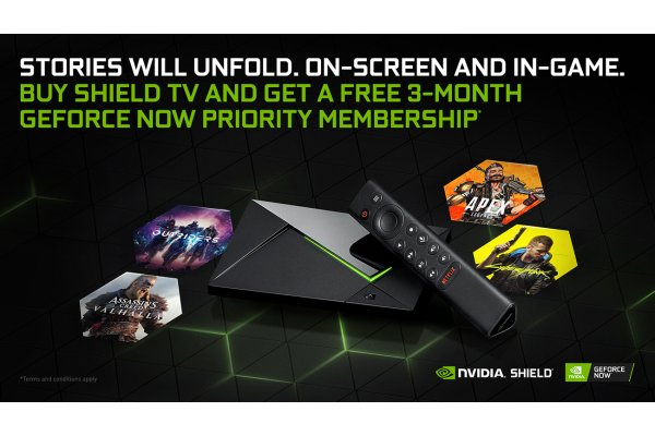 Large image of NVIDIA GeForce NOW 3-Month Membership (Can Only be Purchased as Part of Bundle) - GEFORCENOW