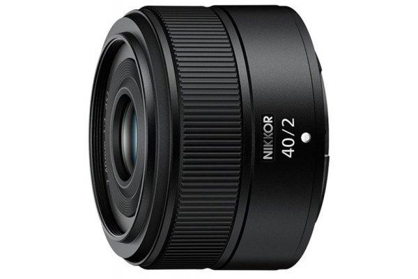 Large image of Nikon NIKKOR Z 40mm f/2 Lens - 20102