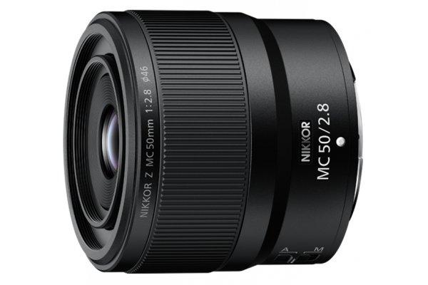 Large image of Nikon NIKKOR Z MC 50mm f/2.8 Macro Lens - 20103-N