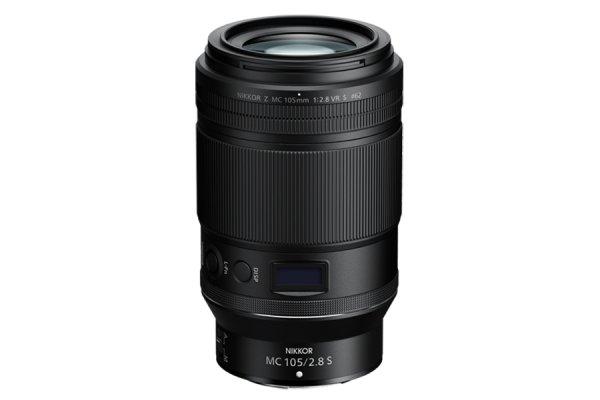 Large image of Nikon NIKKOR Z MC 105mm f/2.8 VR S Macro Lens - 20100-N