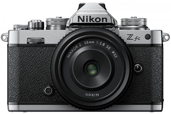 Large image of Nikon Z fc 28mm Classic Lens Kit - 1673