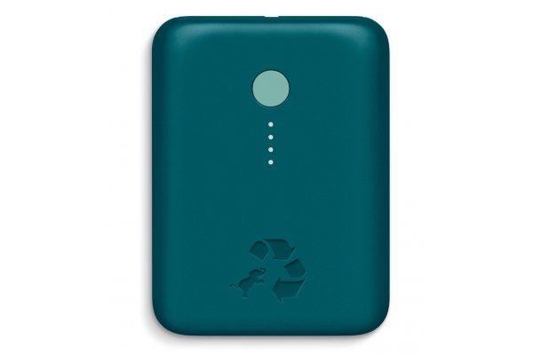 Large image of Nimble CHAMP Blue 10,000 mAh Portable Charger - NB-CPC-10K-PD-BLU