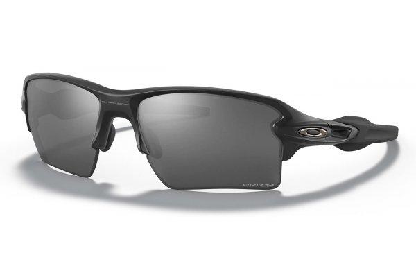 Large image of Oakley Flak 2.0 XL Prizm Black Sunglasses, Matte Black Frames, 59mm - 0OO9188 73 59