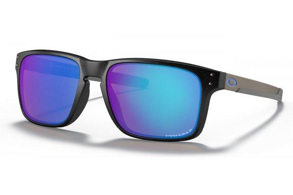 Large image of Oakley Holbrook Mix Prizm Sapphire Polarized Sunglasses, 57mm - OO9384-1057