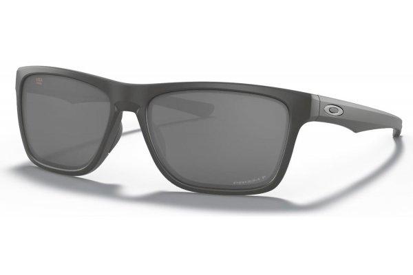 Large image of Oakley Holston Prizm Black Polarized Sunglasses, 58mm - OO93341158