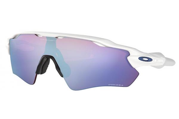 Large image of Oakley Radar EV Path Prizm Snow Mens Sunglasses - OO920847