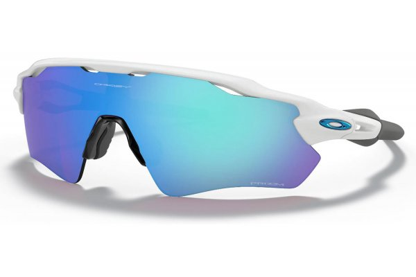 Large image of Oakley Radar EV Path Team Colors Sunglasses, Prizm Sapphire Lenses, 38mm - OO920892078338