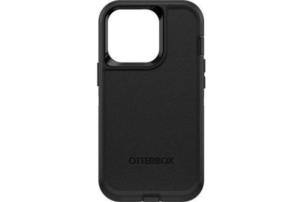 Large image of OtterBox Defender Series Black Apple iPhone 13 Pro Case - 77-83422