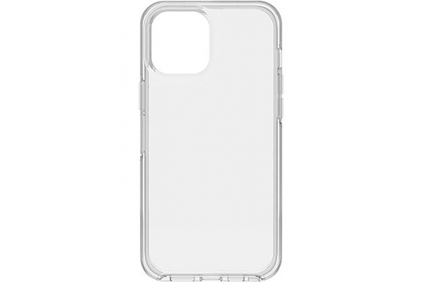 Large image of Otterbox Clear Symmetry Series Case For Apple iPhone 12 Pro Max - 77-65470