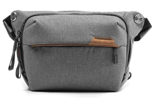 Large image of Peak Design Ash Everyday Sling 3L Bag - BEDS-3-AS-2