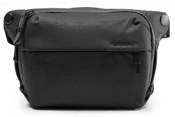 Large image of Peak Design Black Everyday Sling 6L Bag - BEDS-6-BK-2