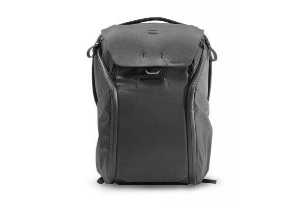 Large image of Peak Design Black Everyday Backpack - BEDB-20-BK-2
