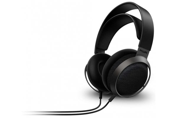 Large image of Philips Fidelio X3 Black  Wired Over-Ear Open-Back Headphones - X3/00 & 8PN409