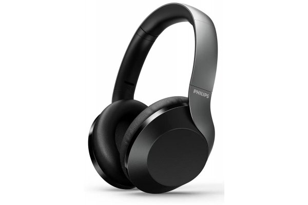 Large image of Philips 8000 Series Hi-Res Audio Wireless Over-Ear Headphones - TAPH805BK/27 & 8PN398