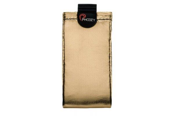 Large image of Phoozy XP3 Lifestyle Rugged Thermal Large Iridium Gold Carrying Case - 300121