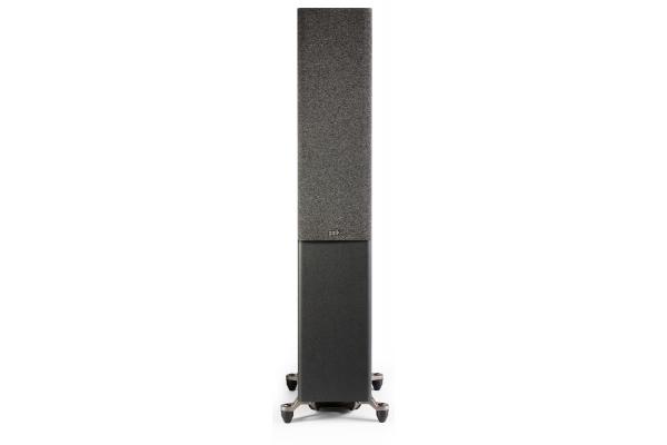 Large image of Polk Audio Reserve R600 Black Floorstanding Loudspeaker - 300034-01-00-005