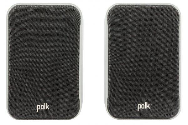 Large image of Polk Audio Signature Elite ES10 White Surround Speakers For Home Theater (Pair) - 300362-03-00-005