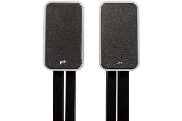 Large image of Polk Audio Signature Elite ES20 White Bookshelf Loudspeakers (Pair) - 300364-03-00-005