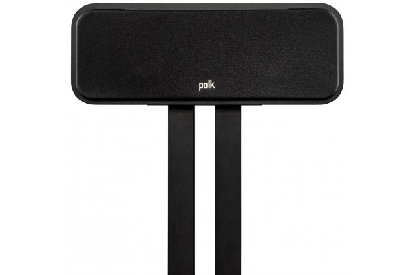 Large image of Polk Audio Signature Elite ES30 Black Center Channel Loudspeaker (Each) - 300365-01-00-005