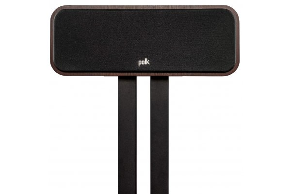 Large image of Polk Audio Signature Elite ES30 Walnut Center Channel Loudspeaker (Each) - 300365-14-00-005