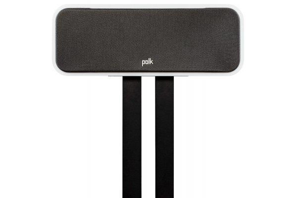 Large image of Polk Audio Signature Elite ES30 White Center Channel Loudspeaker (Each) - 300365-03-00-005