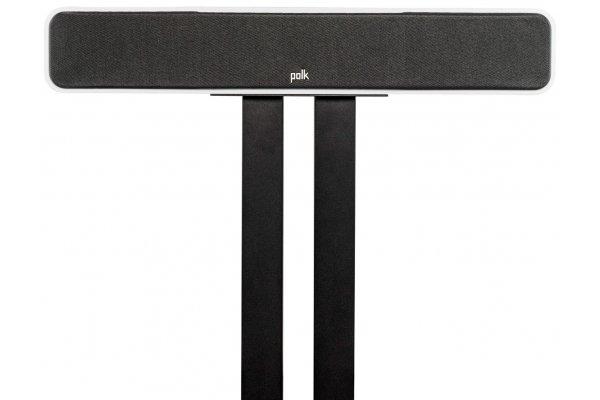Large image of Polk Audio Signature Elite ES35 White Slim Center Channel Loudspeaker (Each) - 300366-03-00-005