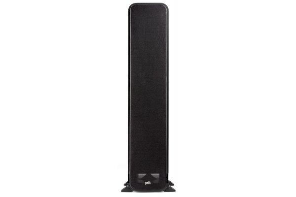 Large image of Polk Audio Signature Elite ES55 Black Hi-Fi Floorstanding Loudspeaker (Each) - 300368-01-00-005