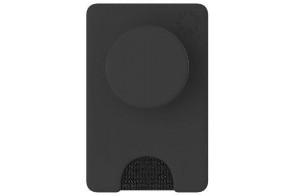 Large image of Popsockets PopWallet+ Black - 801937