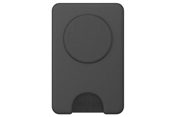 Large image of Popsockets PopWallet+ for MagSafe Black - 805668