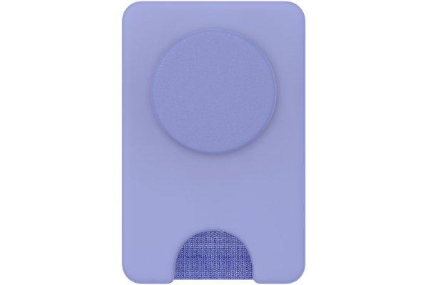 Large image of Popsockets PopWallet+ for MagSafe Deep Periwinkle - 805670