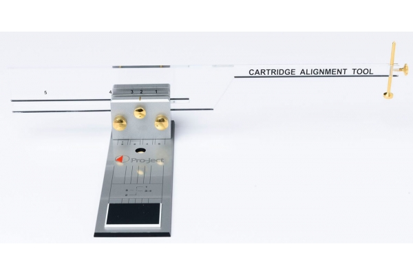 Large image of Pro-Ject Align It Cartridge Alignment Tool - ALIGNIT