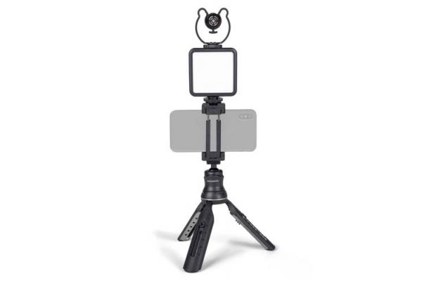 Large image of ProMaster Video Light & Sound Kit - PRO9923