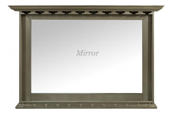 Large image of RAM Game Room Slate Bar Mirror - BMRSL