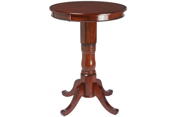 Large image of RAM Game Room Chestnut Round Pub Table - BPUB-CN