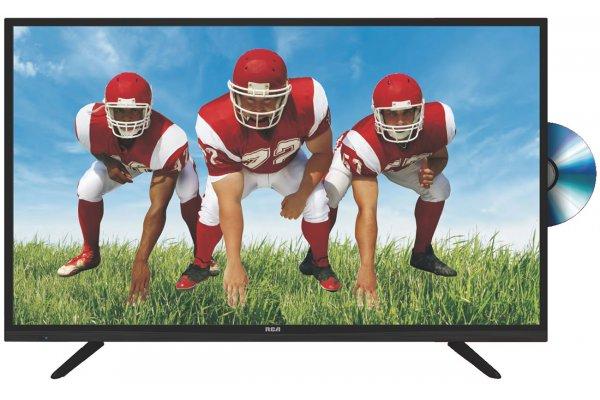 "Large image of RCA 40"" DLED TV/DVD Combo - RLDEDV4001"