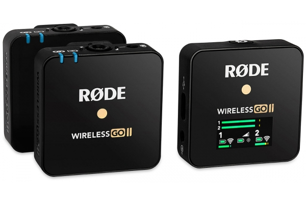 Large image of RODE Compact Wireless Microphone System - WIGO-II