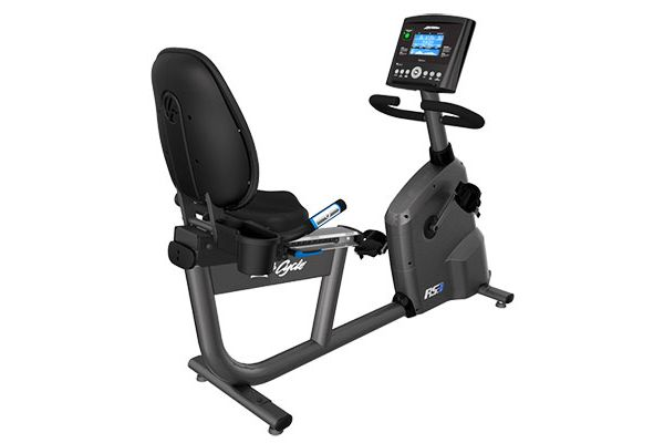 Large image of Life Fitness RS3 Lifestyle Exercise Bike with Go Console - RS3PACKAGE1