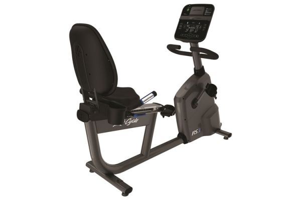 Large image of Life Fitness RS3 Lifestyle Exercise Bike with Track Connect Console - RS3PACKAGE2
