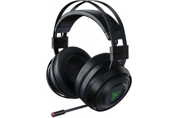Large image of Razer Black Nari Ultimate Wireless Gaming Headset - RZ04-02670100-R3U1