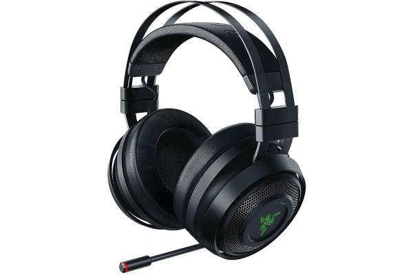 Large image of Razer Black Nari Wireless Gaming Headset - RZ04-02680100-R3U1