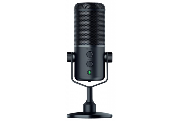 Large image of Razer Black Seiren Elite Dynamic Microphone - RZ19-02280100-R3U1