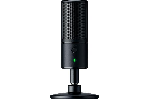 Large image of Razer Black Seiren X Cardioid Condenser Microphone - RZ19-02290100-R3U1