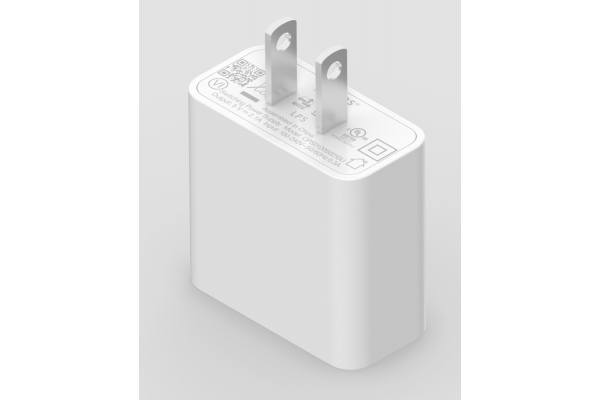 Large image of SONOS Lunar White 10W USB Power Adapter - USBADUS1