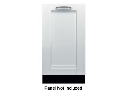 "Bosch 18"" 800 Series Panel Ready Built-In Dishwasher - SPV68U53UC"