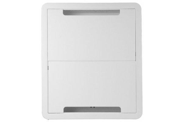 "Large image of Sanus White 17"" TV Media In-Wall Box - SA-IWB17-W1"
