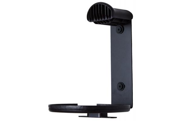 Large image of Sanus Black Indoor & Outdoor Mount For Sonos Move Speaker - WSSMM1-B2