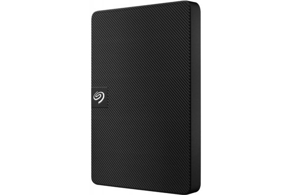 Large image of Seagate 2TB Expansion Black Portable Hard Drive - STKM2000400