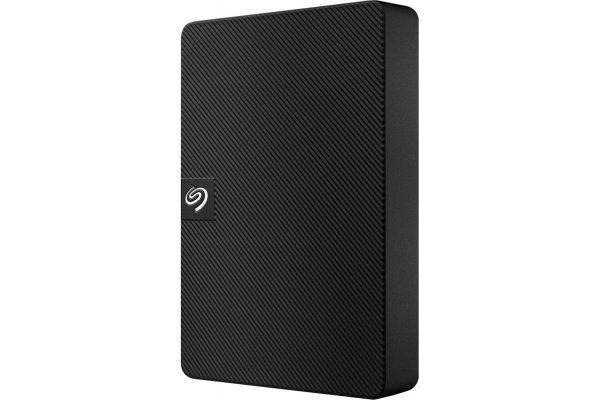 Large image of Seagate 4TB Expansion Black Portable Hard Drive - STKM4000400