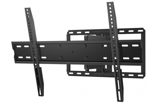 """Large image of Secura Full-Motion Wall Mount For 40"""" - 70"""" Flat-Panel TVs - QLF315-B2"""