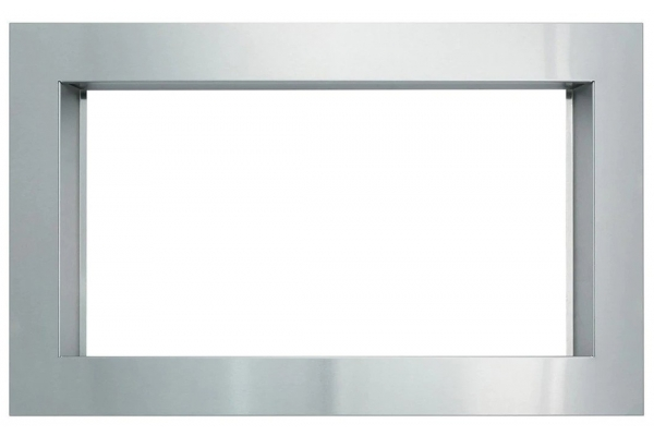 """Large image of Sharp 27"""" Stainless Steel Built-In Microwave Oven Trim Kit - RK94S27F"""